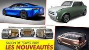 Salon de Tokyo 2019 : les nouveautés du salon du TMS 2019