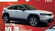Mazda électrique : elle pourrait ressembler à ça