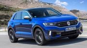 Essai Volkswagen T-Roc R