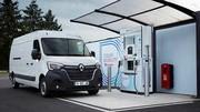 Renault innove ! L'hydrogène dans Kangoo et Master électrique