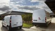 De l'hydrogène pour les utilitaires Renault