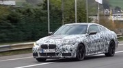 BMW Série 4 Coupé : La version 2020 surprise au Nürburgring