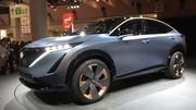 Nissan Ariya Concept : le futur de la marque