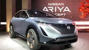 Nissan Ariya Concept : Vers un futur Qashqai coupé ?
