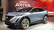 Nissan Ariya : Le futur SUV 100 % électrique s'annonce
