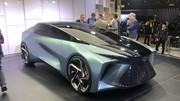 Lexus LF-30 Concept, l'électrification en marche