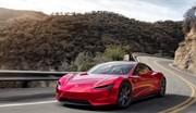 La Tesla Roadster sera encore plus dingue que le concept-car