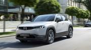MX-30, le SUV électrique selon Mazda