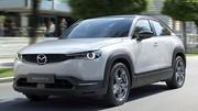 Mazda MX-30 électrique : pas les bonnes cartes ?