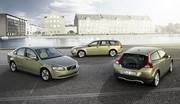 Volvo C30, S40 et V50 DRIVe : variante écolo