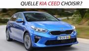 Quelle Kia Ceed choisir ?