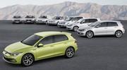 Volkswagen Golf 8: la techno-parade