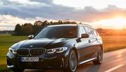 Nouvelle BMW M340i xDrive Touring : le six en ligne de 374 chevaux en version break