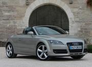 Essai Audi TT Roadster 2.0 TDI 170 ch: révolution logique