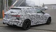 La future Audi RS3 se montre
