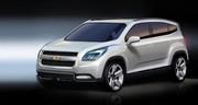 Chevrolet Orlando : Monospace 7 places