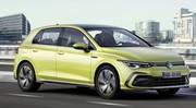 La Volkswagen Golf 8 face à sa devancière (mise à jour)