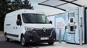 Renault se lance dans l'hydrogène avec ses utilitaires