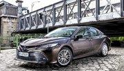 Essai Toyota Camry hybride 2019