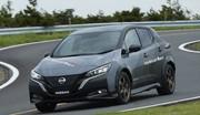 Une Nissan Leaf de 309 chevaux !