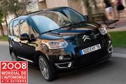 Citroën C3 Picasso : Tous les détails de l'habitacle