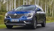 Essai Renault Koleos dCi 150 : dans la douceur