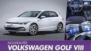 Volkswagen Golf (2020) : la huitième génération en détail