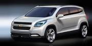 Chevrolet Orlando : Premier monospace compact de Chevrolet
