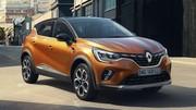 Renault : le nouveau Captur sera finalement proposé en hybride et hybride rechargeable