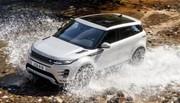 Essai Range Rover Evoque P200 S R-Dynamic 2019