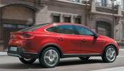L'Arkana : peut-être le premier SUV coupé de Renault ?