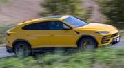 Essai Lamborghini Urus: corrida dans le Chianti