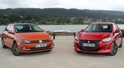 Comparatif vidéo - Peugeot 208 VS Volkswagen Polo : seconde chance