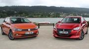 Comparatif vidéo - Peugeot 208 VS Volkswagen Polo : seconde chance
