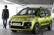 Citroën C3 Picasso : Entrée dans un nouveau segment