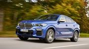 Essai BMW X6 M50i (2019) : le retour du pionnier