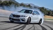 On se rassure : la future BMW M2 restera bien une propulsion !