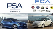 PSA et FCA entrent en négociations exclusives
