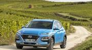 Essai Hyundai Kona Hybrid & Electric : représentation multicartes