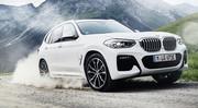 BMW X3 xDrive30e : 49 g de CO2/km dès le printemps prochain