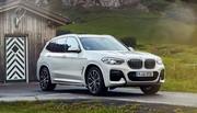 Les prix du BMW X3 hybride dévoilés