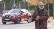Emission Turbo : Nissan Juke; Tokyo; Caterham