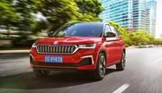 Skoda dévoile le Kamiq GT pour la Chine