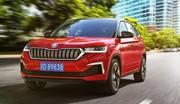 Skoda Kamiq GT, le SUV coupé uniquement pour la Chine