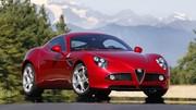 Alfa Romeo : les GTV et 8C ne reviendront finalement pas