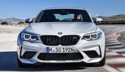 BMW M2 (2021) : un nouveau modèle toujours en propulsion