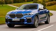 Essai BMW X6 M50i (2019) : aberration jubilatoire