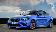 BMW M2 CS : les premières photos