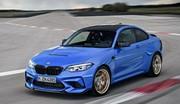 BMW M2 CS : fuite de carbone