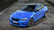 Et voici la BMW M2 CS !